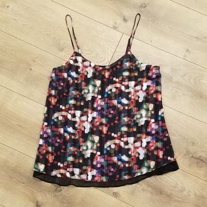 Colorful Shimmer Camisole